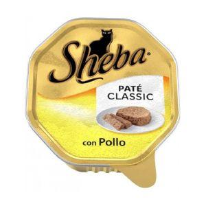 SHEBA Pate' Classic Pollo 85gr