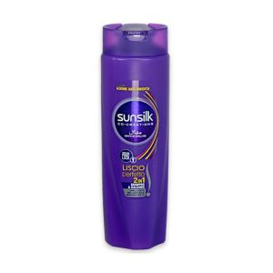 SUNSILK Shampoo Capelli Lisci 2In1 250ml