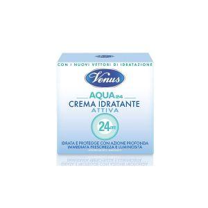 VENUS Crema Aqua 24 Idratante Attiva 50 ML