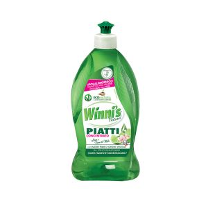 WINNI'S Piatti Concentrato 500 ML Lime Verde