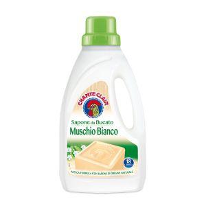 CHANTECLAIR Sapone da Bucato Muschio Bianco 1L