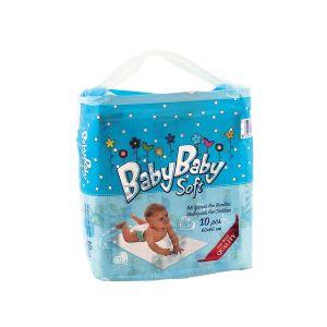 BABY BABY Soft Travese Multiuso 60x60 10PZ