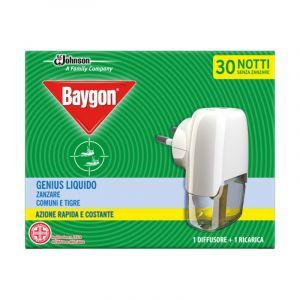BAYGON Genius Base 1Diff 1Ric