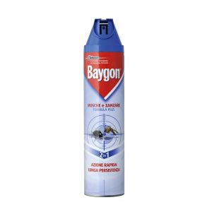 BAYGON Mosche Zanzare Spray 400ml