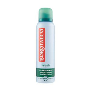 BOROTALCO Fresh Deo Spray 0% Alcool 150 ml
