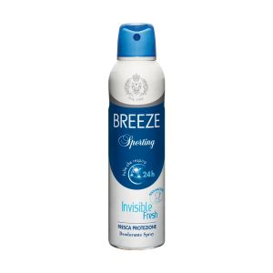 Breeze Deo Spray Sporting Fresh 50 ML