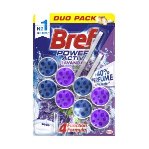 BREF Wc Power Action Duopack Lavanda