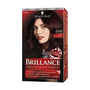 TESTANERA Brillance Colorazione Nero Rosso Seta 896