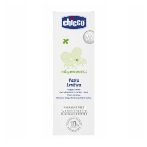 CHICCO Baby Moments Pasta Lenitiva 100ml