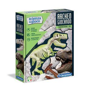 CLEMENTONI Archeogiocando T-Rex