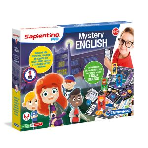 CLEMENTONI Mistery English
