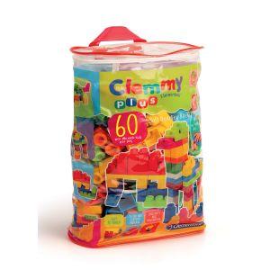 CLEMENTONI Sacca 60 pezzi
