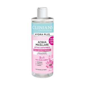 CLINIANS Acqua Micellare Anti Stress 400 ML