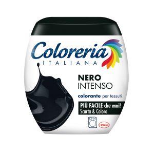 COLORERIA ITALIANA Colorante Tessuti Nero Intenso