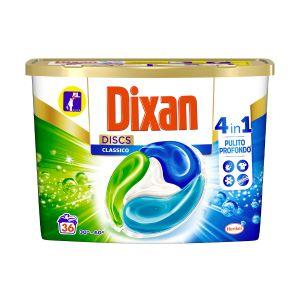 DIXAN Discs 36 Pezzi Classico
