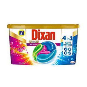 DIXAN Discs 36 Pezzi Color