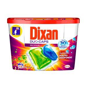 DIXAN Duocaps 15 Pezzi Color