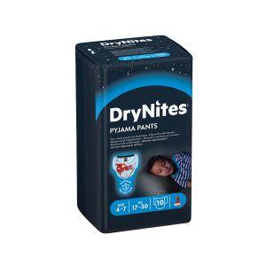 DRYNITES Boy Medium  4-7 anni 17-30 KG