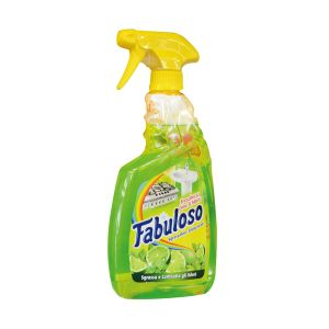 FABULOSO Sgrassatore Universale Spray 600ml Lime Menta