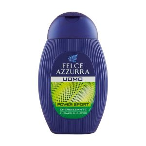 FELCE AZZURRA Doccia Shampoo Uomo Power Sport 2in1 250 ML