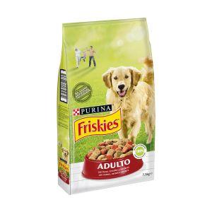 FRISKIES Adulti Carne Cereali Verdure 7,5 kg