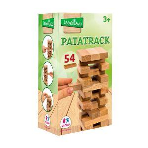 GLOBO Patatrack In Legno 54 Pezzi