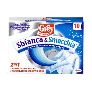 GREY Sbianca & Smacchia 10 Buste 30ml