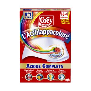 GREY L'Acchiappacolore 20 Fogli