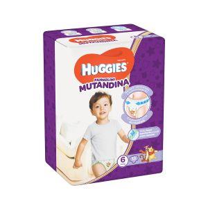 HUGGIES Mutandina Taglia 6 15-25 KG