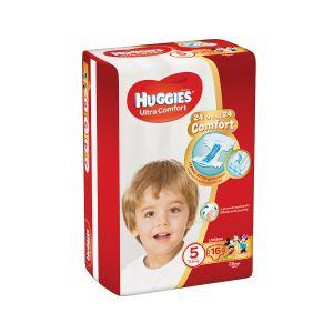 HUGGIES Unisex Ultra Comfort Tagli 5 11-25 KG