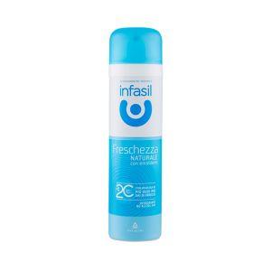 INFASIL Deo Spray Frescezza Naturale 150 ML
