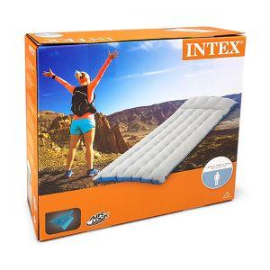 INTEX Materassino Campeggio Lamin.184x67cm