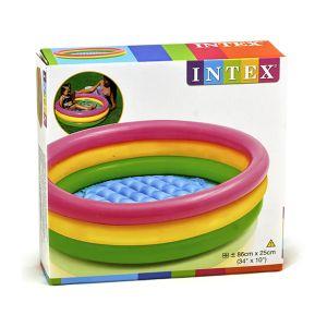 INTEX Piscina 3 Anelli 91x23cm