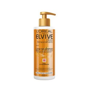 L'OREAL Elvive Low Shampoo Olio Straordinario 400ml