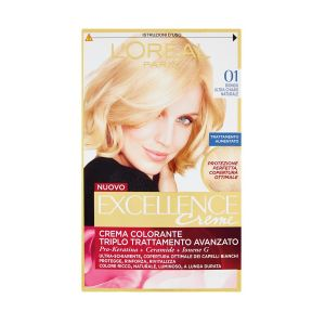 L'OREAL Excellence Creme 01 Biondo