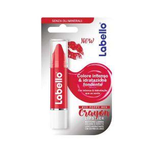 LABELLO Crayon Poppy Red Colore Intenso