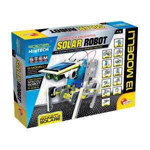 LISCIANI Scienza Hi Tech Robot 14 Modelli Energia Solare