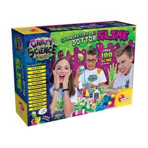 LISCIANI Crazy Science Il Grande Laboratorio Del Dottor Slime