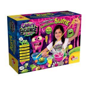 LISCIANI Crazy Science Laboratorio Della Dottoressa Slime