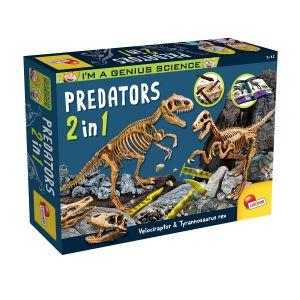 LISCIANI I'm a Genius - Predators 2 In 1