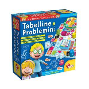 LISCIANI I'm a Genius - TS Tabelline e Problemini