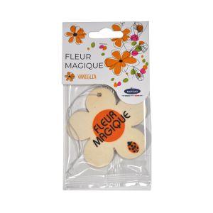 MGT Deodorante per Auto Fleur Magique Vaniglia