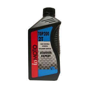 MGT MOTOR OIL Top 200 2T Olio Miscela Totalmente Sintetico 1L