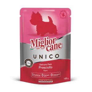 MIGLIOR CANE Unico 100% Prosciutto 100 gr