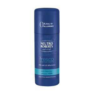 NEUTRO ROBERTS Deodorante Uomo Stick Fresco Essenza Marina 40ml