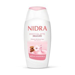 NIDRA Doccia Delicato Latte di Mandorla 250 ML
