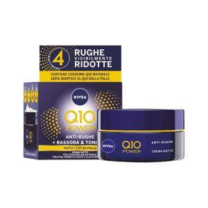 NIVEA Crema Viso Anti Rughe Q10 Notte 50 ML