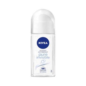 NIVEA Deodorante  Roll On Pure Invisible 50 ML