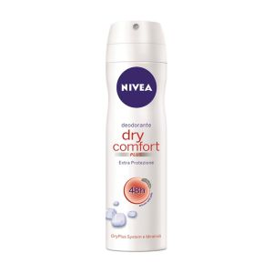 NIVEA Deodorante Spray Uomo Black & White Invisible 150 ML