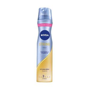 NIVEA Styling Spray Strong Hold 250 ml